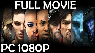 Watch Dogs: The Movie (Marathon Edition) - All Cutscenes/Missions With Gameplay (PC 1080p)