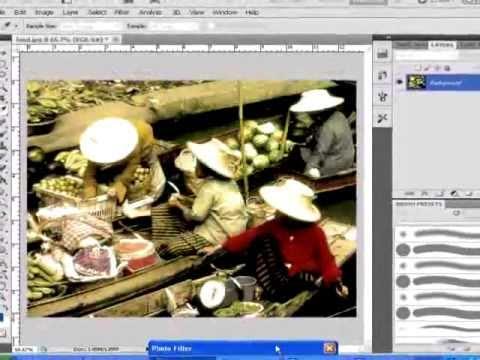 0 softwaer Photoshop training learning in Urdu Malay Malaysia tutorial lesson 30
