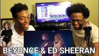 Download Lagu Beyonce ft. Ed Sheeran - Drunk in Love (Acoustic) (REACTION) Gratis STAFABAND