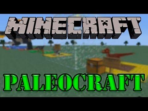 Minecraft Mod: [1.6.4] PaleoCraft Mod Español