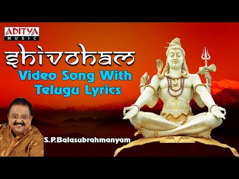 Watch exclusive S.P.BALA SUBRAMANYAM singing LIVE   SHIVOHAM