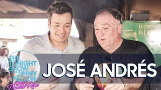 Jimmy and Chef José Andrés Talk Puerto Rico's Food and Recovery