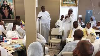Ethiopian Ortodox Tewahido Sibket: Memhir Birhanu Admass