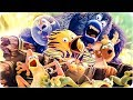 LES AS DE LA JUNGLE Bande Annonce (2017)