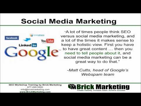 Social Media SEO and Social Signals
