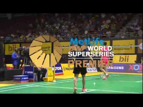 Saina Nehwal vs Sun Yu | WS QF Match 2 - Maybank Malaysia Open 2015