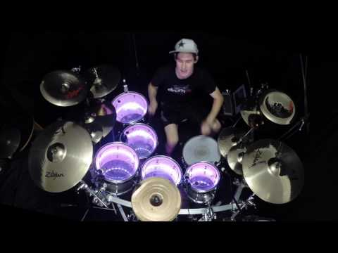 download lagu Believer - Drum Cover Mobile Version - Imagine Dragons gratis