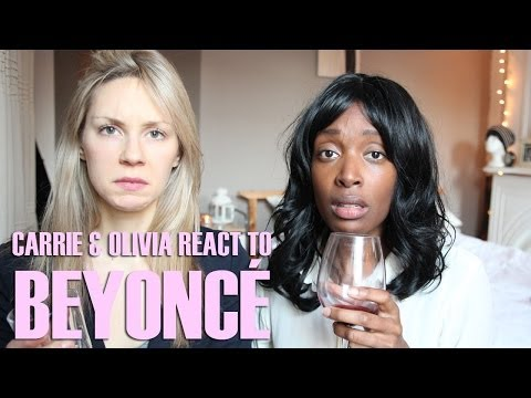 Oliva Pope & Carrie Mathison React To Beyoncé | Scandal Homeland Parody