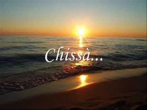 Claudio Baglioni - Chissa
