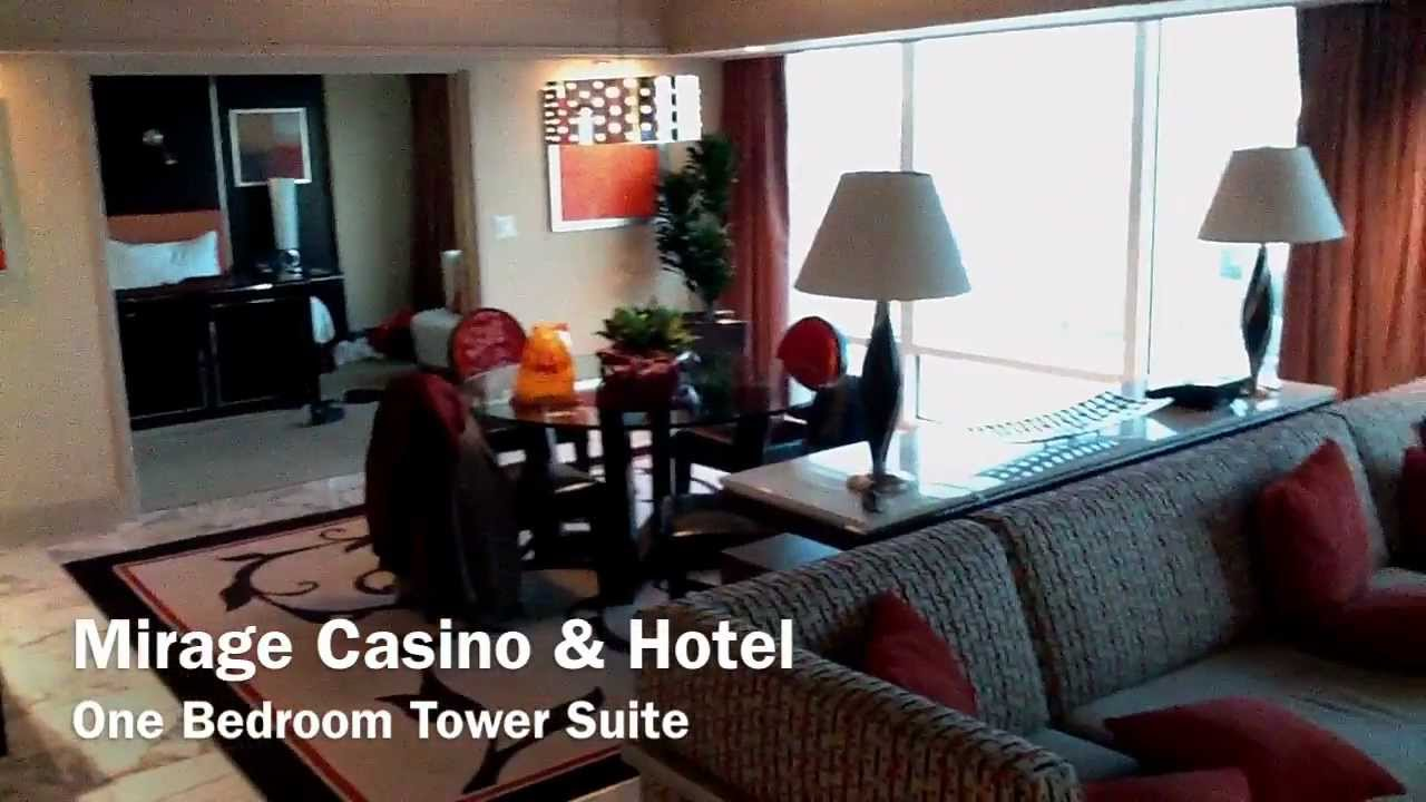 Mirage Casino One Bedroom Tower Suite Tour Youtube