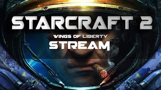 Starcraft II: Wings Of Liberty. Боль и страдания на эксперте