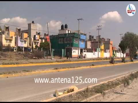 Vecinos de Cuautitlán Izcalli sufren abandono de autoridades