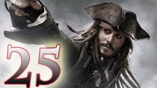 Pirates of the Caribbean: At World's End (PS3, X360) Walkthrough Part 25