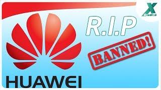 """Huawei bị Google """"cấm cửa"""", phải bỏ Android?"""
