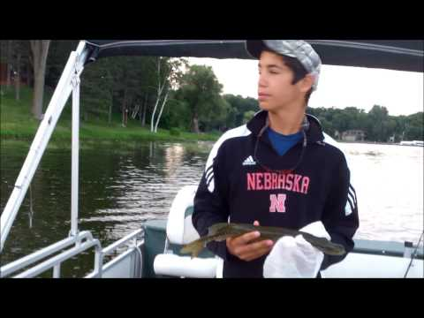 Nick's Minnesota Fishing Trip
