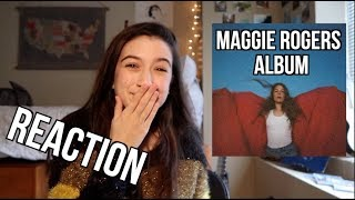 Maggie Rogers 34 Heard It In A Past Life 34 Reaction Review