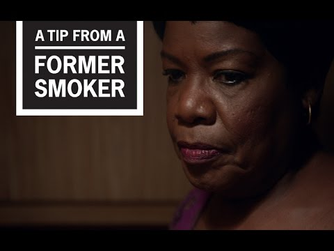 CDC: Tips From Former Smokers - Julia's Wake-Up Call