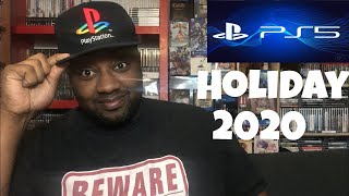 Playstation 5 2020 release