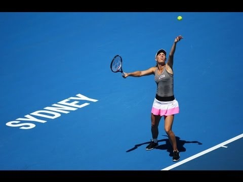 2013 Apia International Sydney Day 1 WTA Highlights