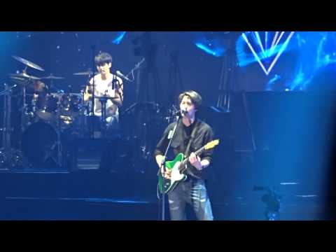 151121 CNBLUE [Come Together] Live in Hong Kong - Cinderella, Radio