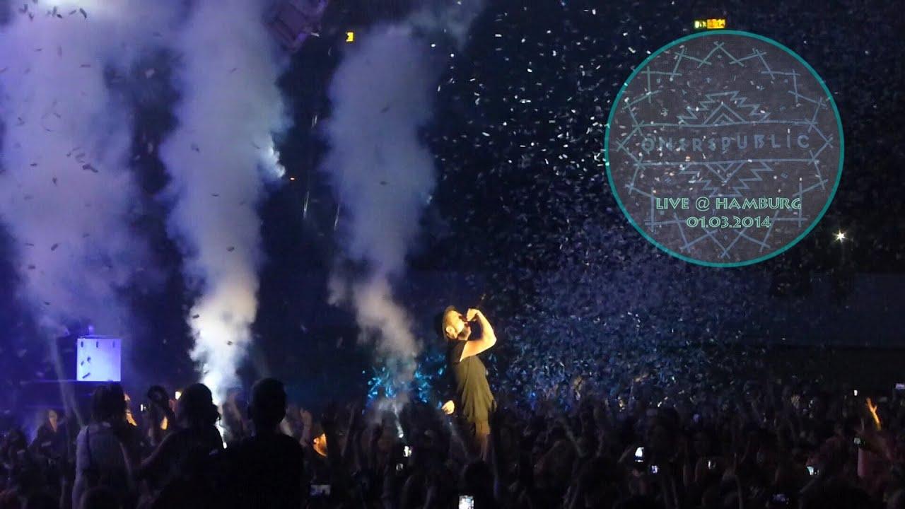 Onerepublic Live Hamburg Full Concert Hd