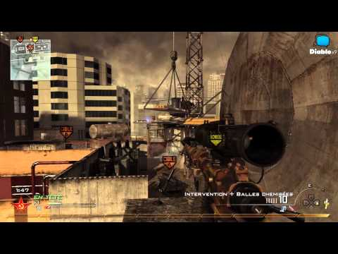 16-2 R&D à l'Intervention sur Highrise commenté [HD]