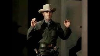 Gunfighters - Western Movie, starring Randolph Scott, Full Length Classic Feature Film, English