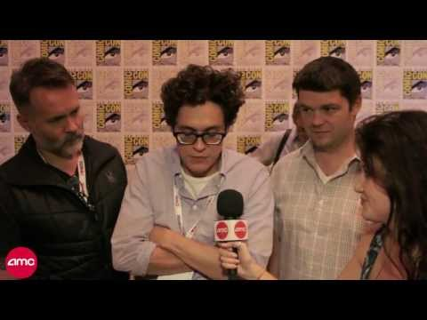 Comic Con '13 - Chris McKay, Phil Lord and Chris Miller Chat THE LEGO MOVIE with AMC