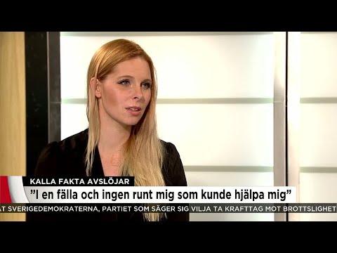 Därför valde Hanna Wigh att inte polisanmäla sin SD-kollega - Nyheterna (TV4)