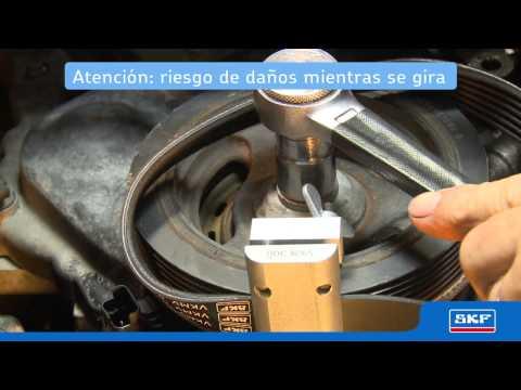 Correas Elasticas Montaje con Hermmienta VKN 300
