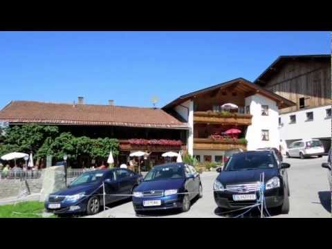 Sommerurlaub in der Hausstatt Weerberg Tirol Austria