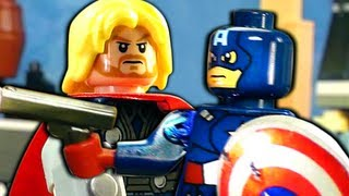 Lego Videos - Lego Avengers - 1080p HD