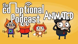 The Co-Optional Podcast Animated: Banana Drama