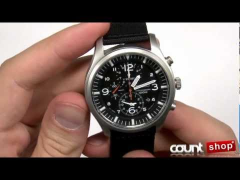 Seiko Chronograph SNDA57P1 - review by DiscountShop