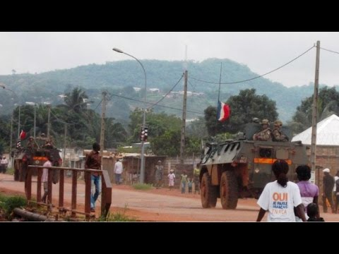 UN to probe 'disturbing' handling of Central African Republic child sex abuse claims