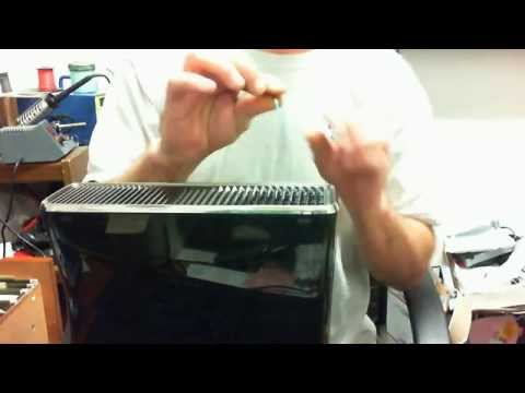 How to open the Xbox 360 Slim Disk Drive tray without Damaging your Xbox
