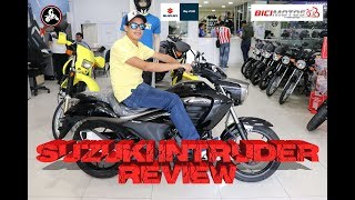 SUZUKI INTRUDER 150 REVIEW -  BARRANQUILLA │XTREME SPEED