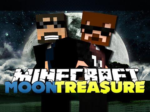 Minecraft Modded Moon Treasure 1 - THE TREASURE WILL BE MINE