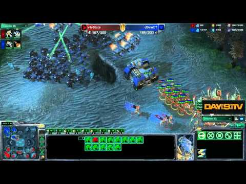 Day[9] Daily #456 P3 - dSeleCT vs vileState