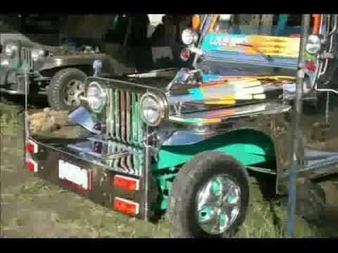 Jeepney's Before & After – Philippines