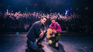 Alec Benjamin with John Mayer - Death of a Hero [Live from El Rey Theatre]