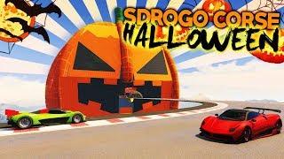 "SDROGO CORSE ""HALLOWEEN""! [GTA V]"