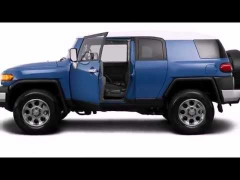 2013 Toyota FJ Cruiser Video