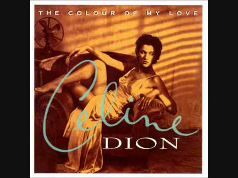 Celine Dion - No Living Without Loving You