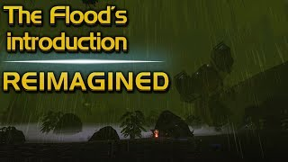 The introduction of the Flood - COMPLETELY REIMAGINED! | Halo SPV3