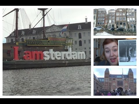 Travel With Me: Amsterdam!