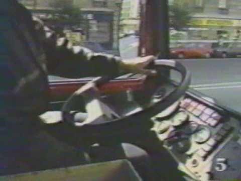 Feu de Raffinerie à St-Ouen et à St-Herblain en 1991