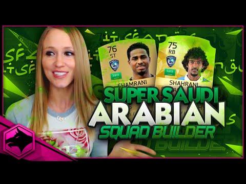 MY SUPER SICK FIFA 16 SAUDI ARABIAN SQUAD BUILDER | FIFA 16 SQUAD BUILDER!!