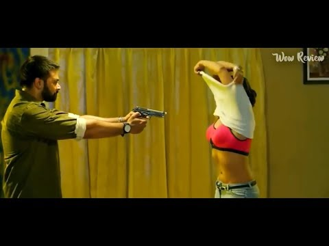बंदूक की नोक पर उतरवाया पूरा कपड़ा || Hot &  sexy video ||