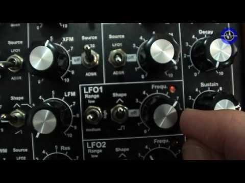 Sonic LAB Doepfer Dark Energy Synthesizer